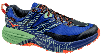Hoka One One Speedgoat 3 WP sodalite blue/lichen