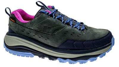 Hoka One One TOR Summit WP steel grey/hydrangea