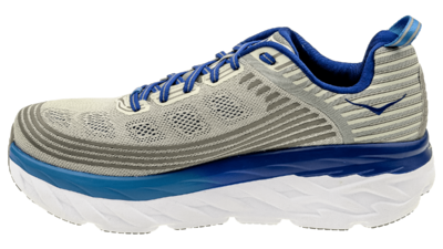 Hoka One One Bondi 6 vapor blue/frost gray [WIDE]