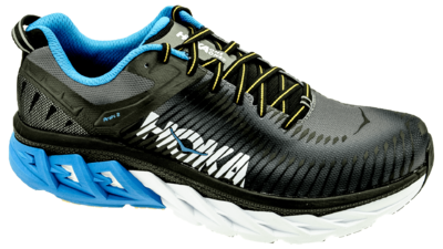 Hoka One One Arahi 2 black/charcoal gray