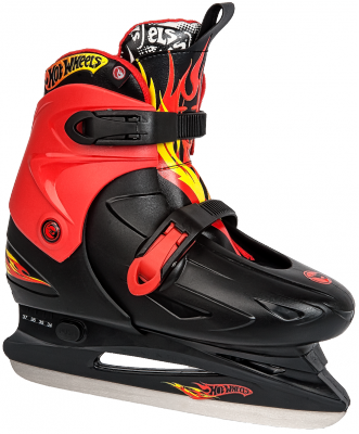 Powerslide HotWheels Ice Skate Big Logo