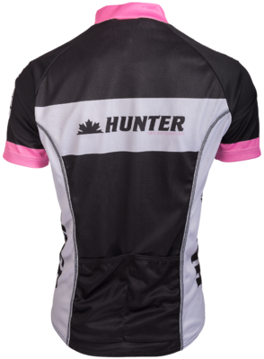 Hunter Fietsshirt Dames Perfect Pink