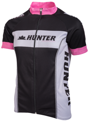 Hunter Cycling shirt Perfect Pink