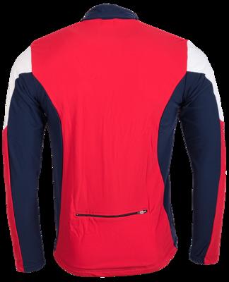 Hunter Endurance Thermo Jack (marine/rood/wit) + windbreker