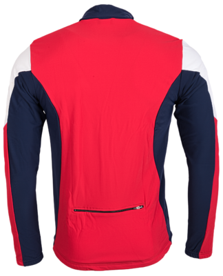 Hunter Endurance Thermo Jack (marine/rood/wit)