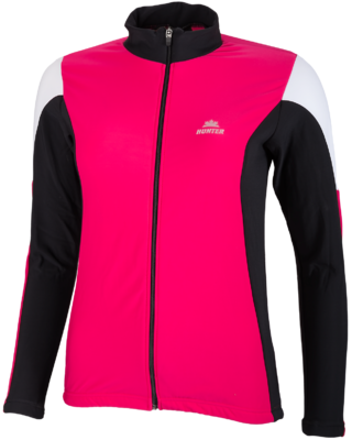 Hunter Thermojack Damen (roze)