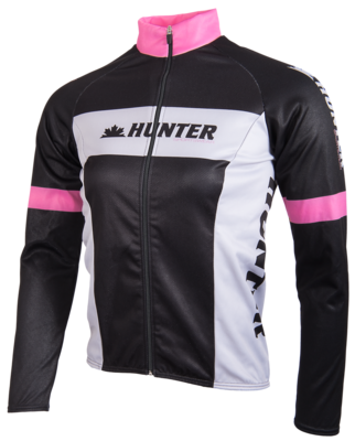 Hunter Veste Thermo Perfect Pink Collection coup vent