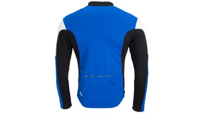 Hunter Endurance warming-up jack blauw/zwart/wit