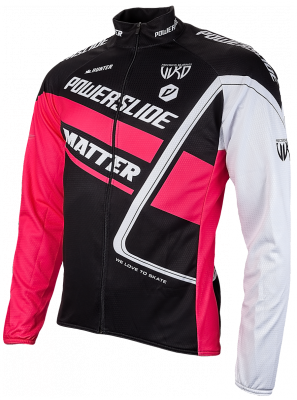 Powerslide Race Jersey World Team roze