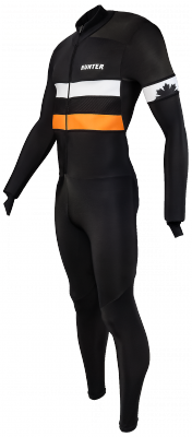 Hunter Thermopak RTR Retro Black Oranje