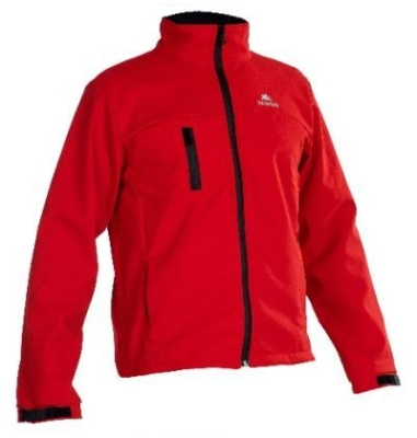 Hunter Soft Shell Jacket Red