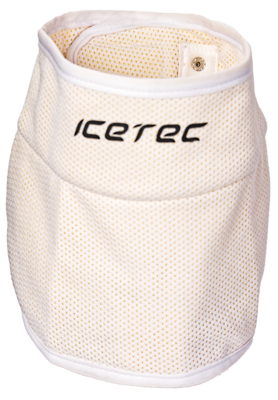 Icetec Cutfree neckprotector white