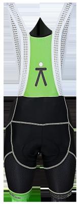 Jollywear Koersbroek groen