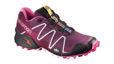 Speedcross 3 W bordeaux/hot-pink