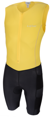 Power Trisuit Geel