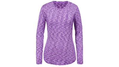 Li-Ning Women's running top - HAVEN [purple/violet]