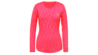 Li-Ning Women's running top - HAVEN [coral pink]