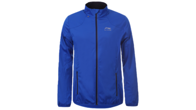 Men's running jacket - HAROLD [blue]