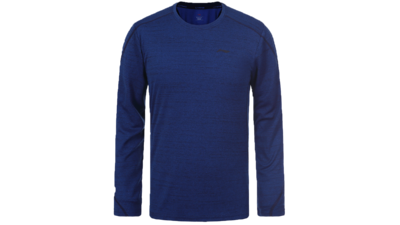 Jens long sleeve shirt [blue]
