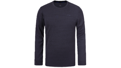 Li-Ning Jens long sleeve shirt [anthracite]