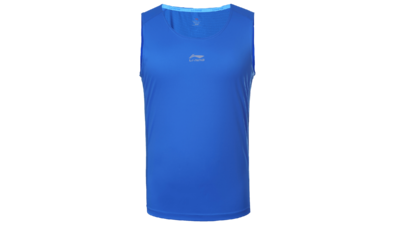 Li-Ning Lino tank/top/shirt blue