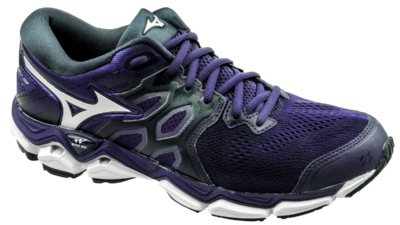 Mizuno Wave Horizon 3 purple/black