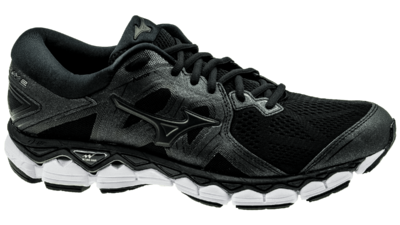 Mizuno Wave Sky 2 black/grey