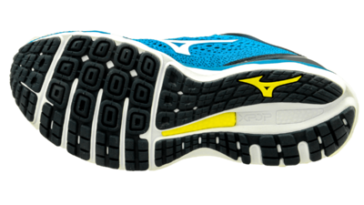 Mizuno Wave Sky 3 campanula/white/yellow