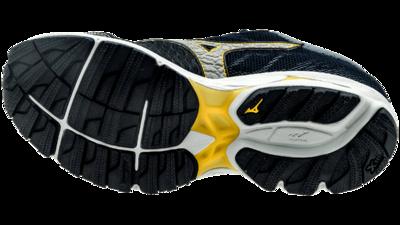 Mizuno Wave Rider 21 GTX DBlues/Silver/Samoan Sun