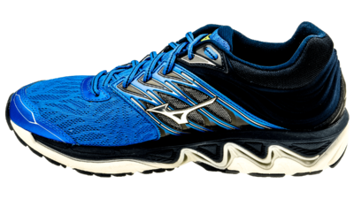 MizunoWave Paradox 5 directoire blue/silver/dress blues