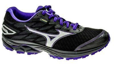 Mizuno Wave Rider 20 clownflash/black/silver