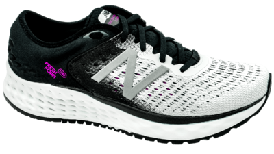 New Balance Fresh Foam 1080 v9 black/white/voltage violet