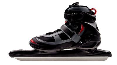 Nijdam semi softboot speed skate 3423