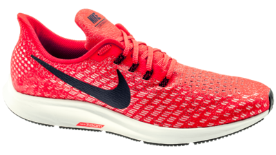Air Zoom Pegasus 35 habanero red/blackened blue