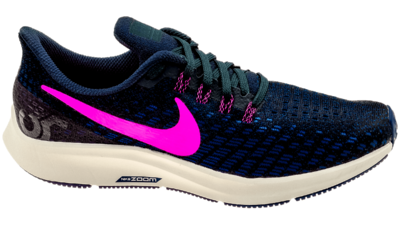 Air Zoom Pegasus 35 obsidian/pink blast/deep royal