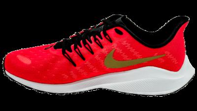 Nike Air Zoom Vomero 14 red orbit/white/black