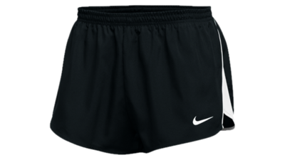 Nike Men's Dry Challenger running shorts [black-white]