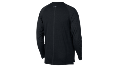 Nike Men's Dry Medalist Running Top anthracite/black