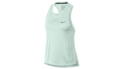 Women's Miler tanktop [barely grey-green]