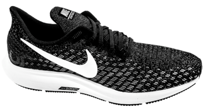 Air Zoom Pegasus 35 black/white/gun smoke/oil grey