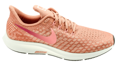 Air Zoom Pegasus 35 particle rose/flash crimson