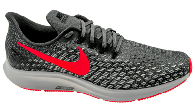 Air Zoom Pegasus 35 thunder grey/bright crimson