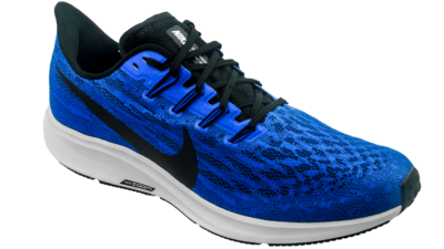 Nike Men's Air Zoom Pegasus 36 racer blue/black/white