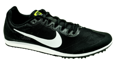 Nike Zoom Rival D10 black/white/volt [women]