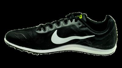 Nike Zoom Rival D10 black/white/volt [unisex]
