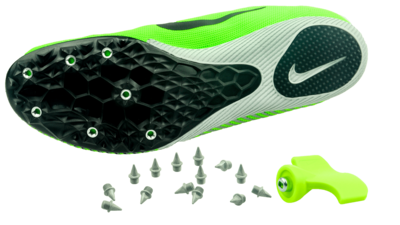 Nike Zoom Rival M9 electric green/black [unisex]