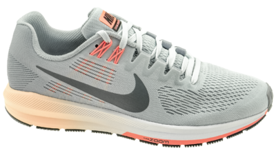 Air Zoom Structure 21 Wolf Grey/Dark Grey