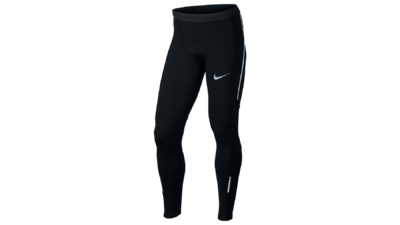 Men's Tech Running tights - black