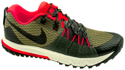 Nike Air Zoom Wildhorse 4 medium olive/black