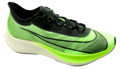 Zoom Fly 3 electric green/black